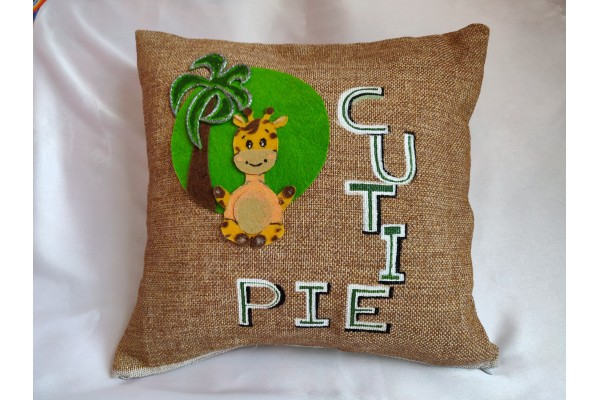 cushion cover for kids | set of 1