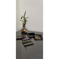 Mdf Costers  - set  of 4